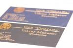 SJ publishing-printing business cards
